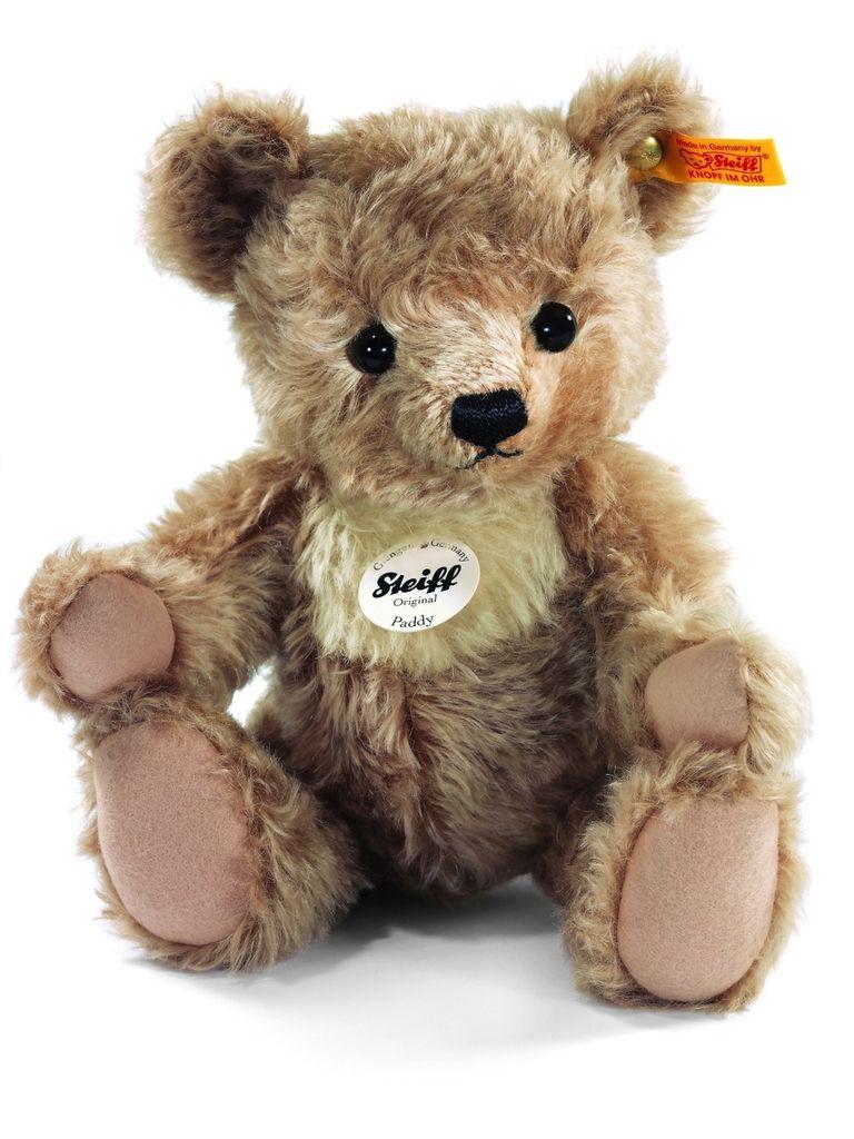Europe Paddy Teddy Bear, Light Brown