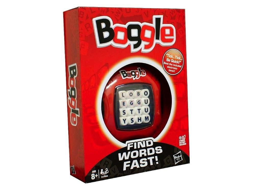 Australia BOGGLE (NEW) ELECTRONIC TIME