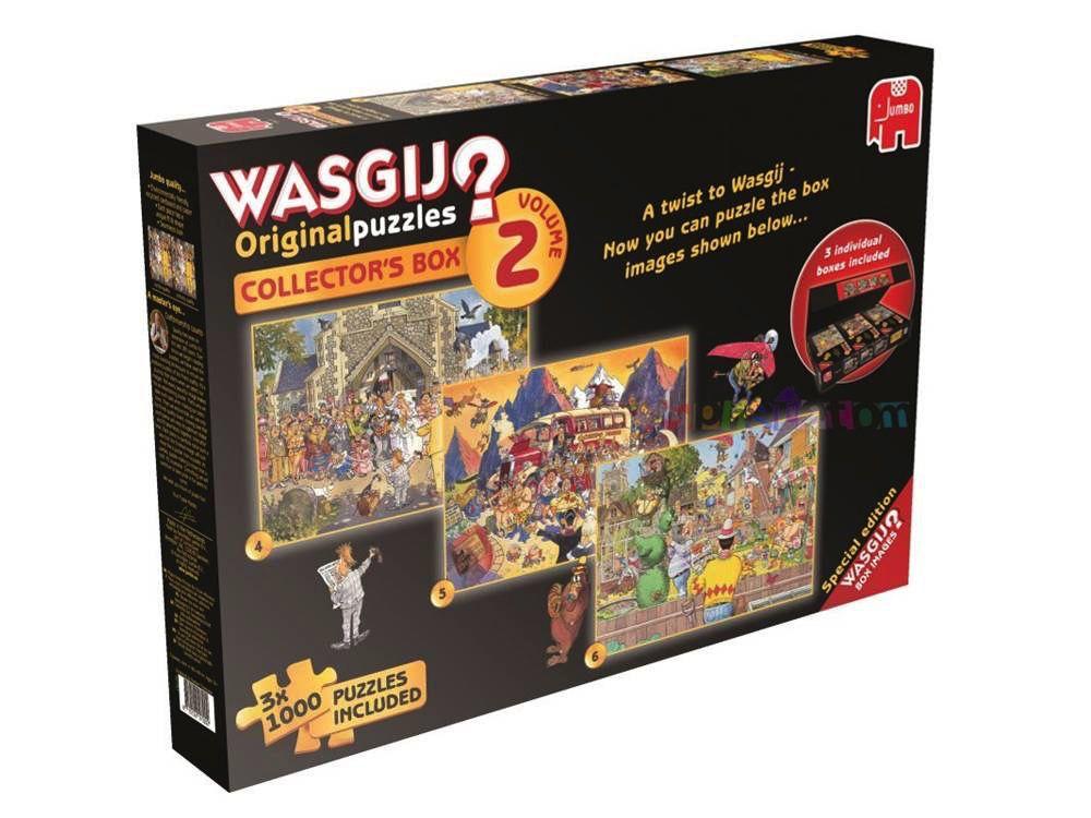Australia WASGIJ? COLLECTOR BOX2 3x10 0
