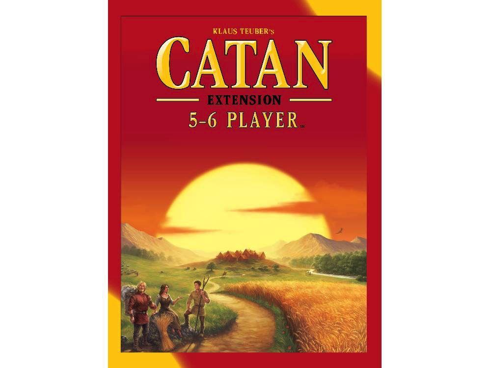 Australia CATAN, 5TH ED, 5&6 PLAYER
