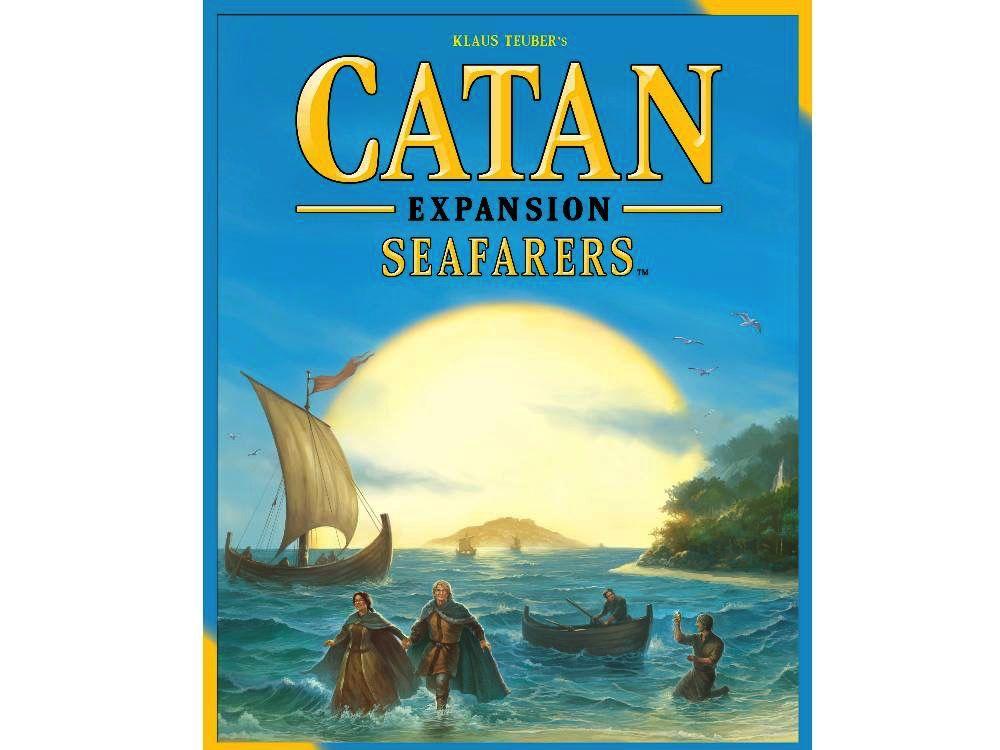 Australia CATAN, SEAFARERS 5TH ED.