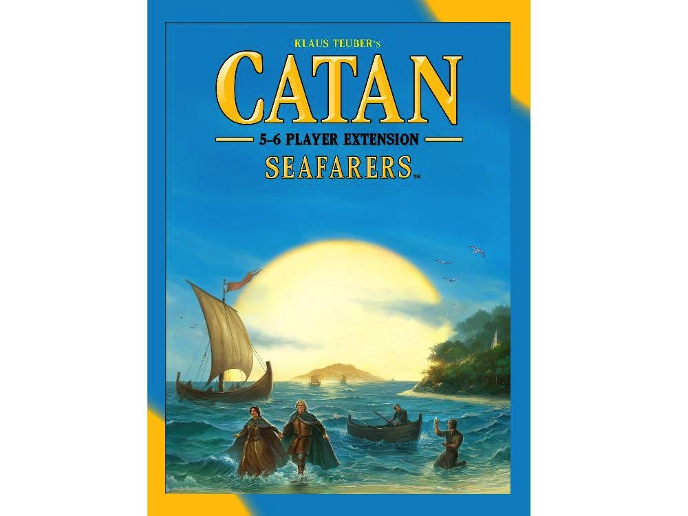 Australia CATAN, SEAFARERS 5&6, 5TH ED