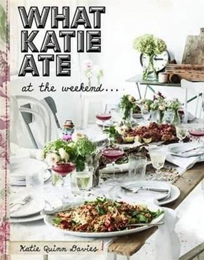 Australia What Katie Ate: At The Weekend