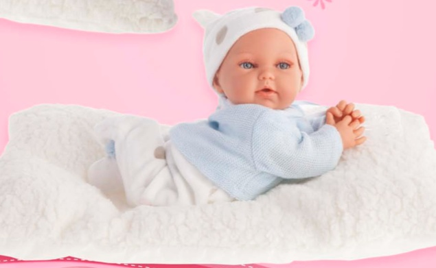 Europe Baby Doll - Jack