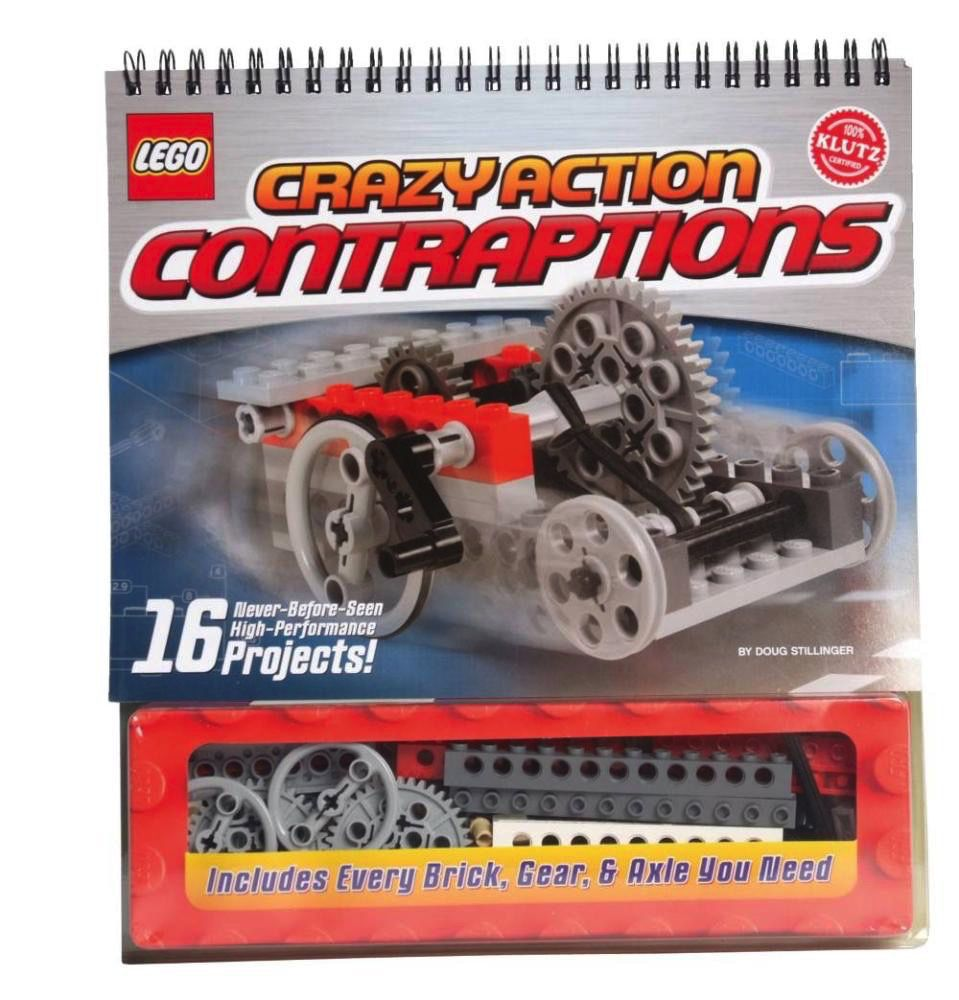 Australia LEGO CRAZY CONTRAPTIONS SGL