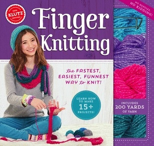 Australia FINGER KNITTING