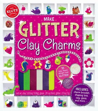Australia MAKE GLITTER CLAY CHARMS