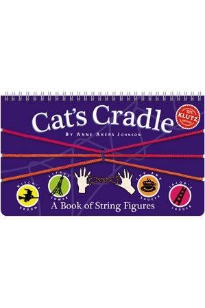 Australia CATS CRADLE BK OF STRING FIGUR