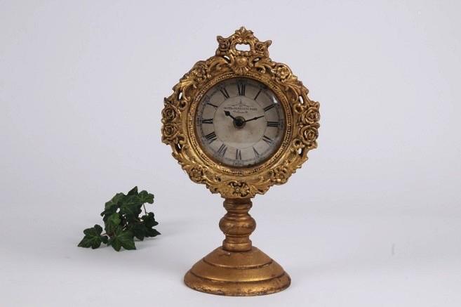 Europe Clock standing Vintage h.28.5x17x12 cm