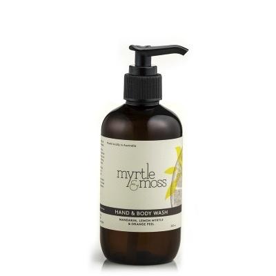Australia Citrus Hand & Body Wash 250mL