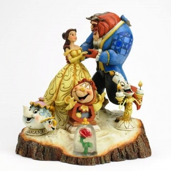 Australia DT BEAUTY AND THE BEAST FIG