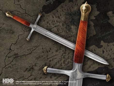 Australia Game of Thrones - Ice Sword Letter Opener