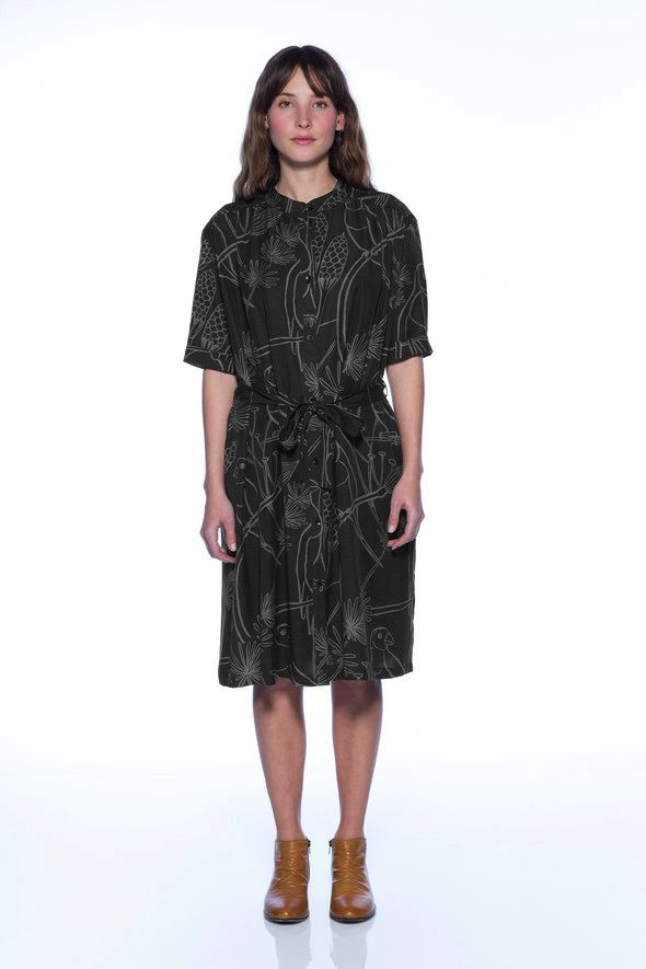 Australia Nancybird S Gould Finch Inca Dress RRP$249