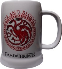 Australia Game of Thrones - Targaryen Ceramic Stein