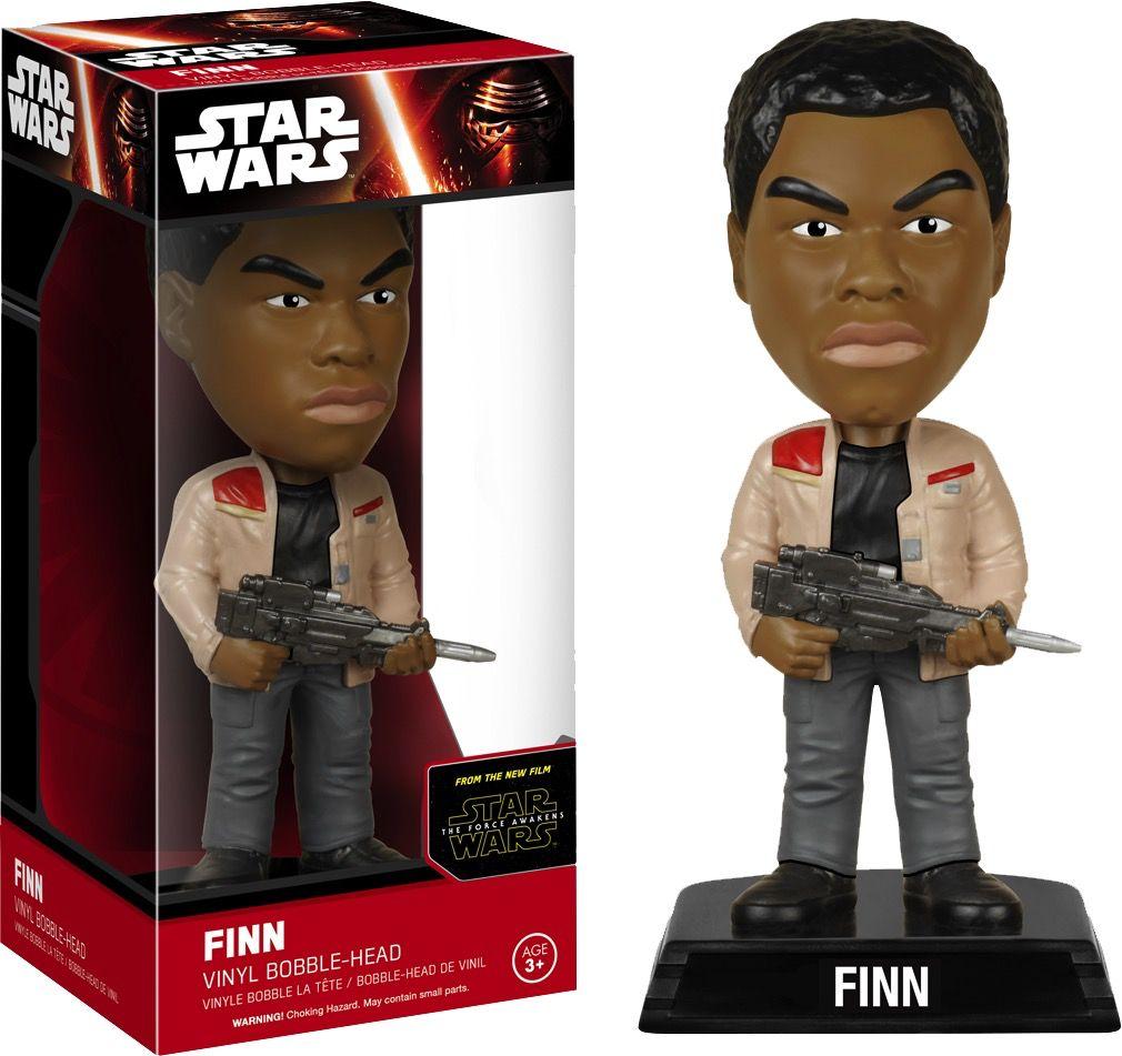 Australia Star Wars - Finn Ep 7 Wacky Wobbler