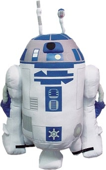 Australia Star Wars - R2-D2 Collector Plush