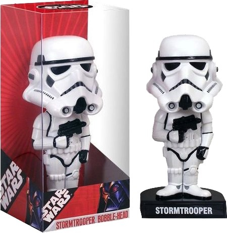Australia Star Wars - Stormtrooper Wacky Wobbler