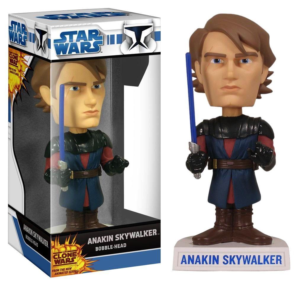 Australia Star Wars - Clone Wars Anakin Wacky Wobbler