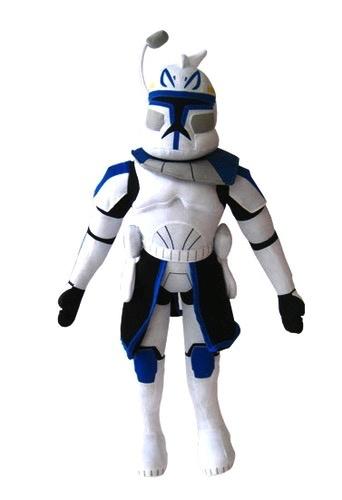 "Australia Star Wars - Clone Wars Capt Rex 22"" Plush Exclusive"