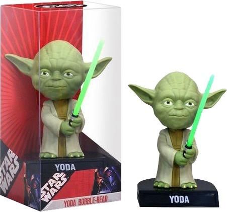 Australia Star Wars - Yoda Wacky Wobbler