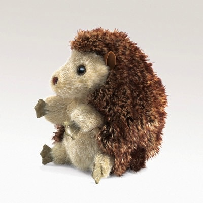 Australia Hedgehog Puppet