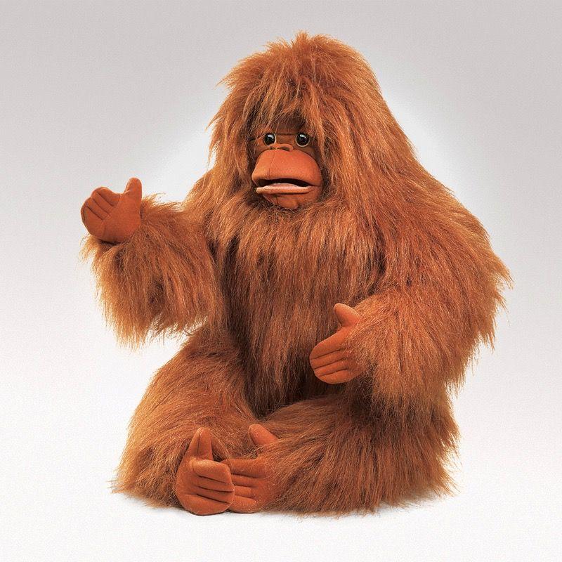Australia Orangutan Puppet