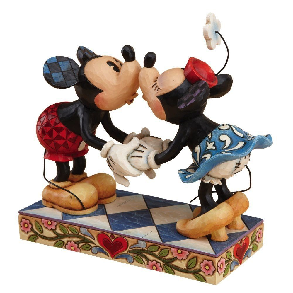 Australia DT MICKEY AND MINNIE KISSING