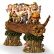 Australia DT SEVEN DWARFS ON LOG