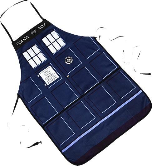 Australia Dr Who - TARDIS Apron