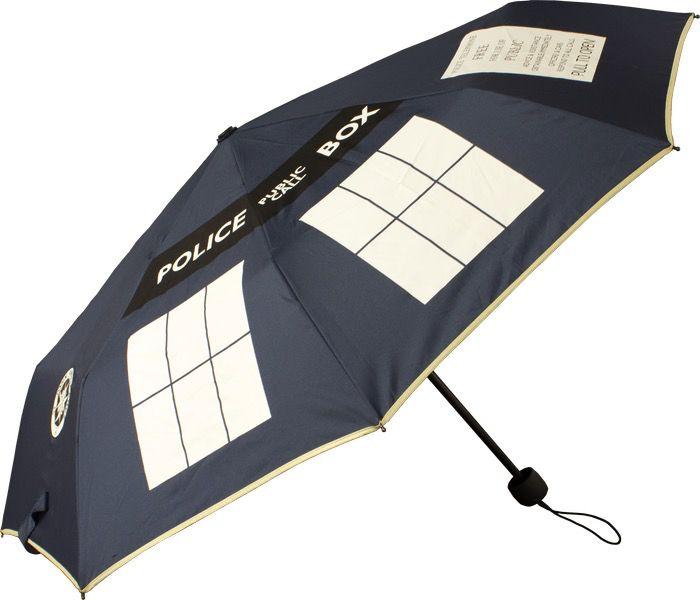 Australia Dr Who - TARDIS Umbrella
