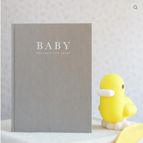 Australia Baby Journal - Birth To Five Years