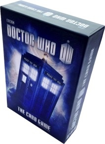 Australia Dr Who - The Card Game