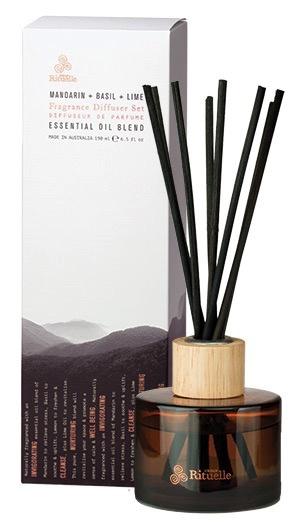Australia EQ 190ml Fragrant Diffuser