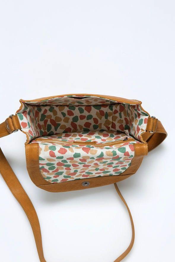 Australia Nancybird Mustard Shell Bag RRP$295