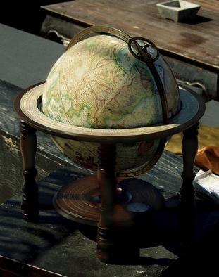 Australia Navigator's Terrestrial Globe