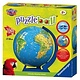 Australia Rburg - Giant Globe PuzzleBall & Stand 180pc
