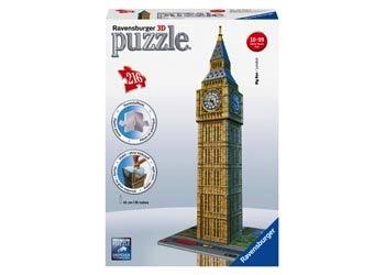 Australia Rburg - Big Ben 3D Puzzle 216pc