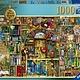 Australia Rburg - The Bizarre Bookshop Puzzle 1000pc