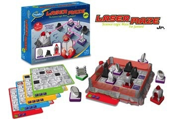 Australia ThinkFun - Laser Maze Jr. Game