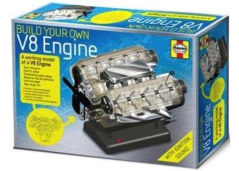 Australia Haynes - V8 Engine