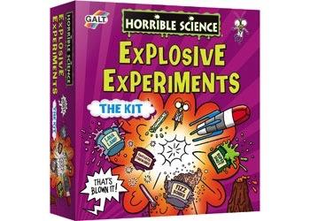 Australia Horrible Science - Explosive Experiments
