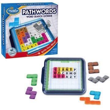 Australia ThinkFun - PathWords Game