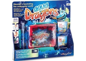 Australia Aqua Dragons - Underwater World Box Kit