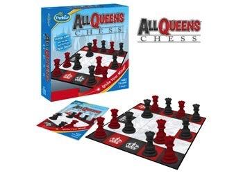 Australia ThinkFun - All Queens Chess Game
