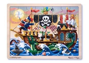 Australia M&D - Pirate Adventure Jigsaw - 48pc