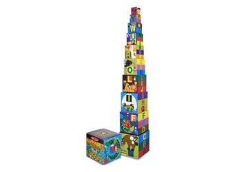 Australia M&D - Alphabet Nesting & Stacking Blocks