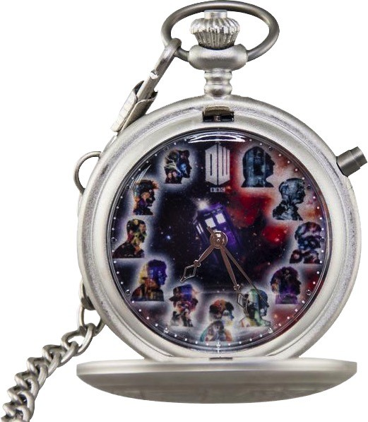 Australia Dr Who - 50th Anniversary Fob Watch