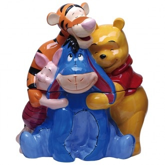 Australia WTP TIME FOR A HUG COOKIE JAR
