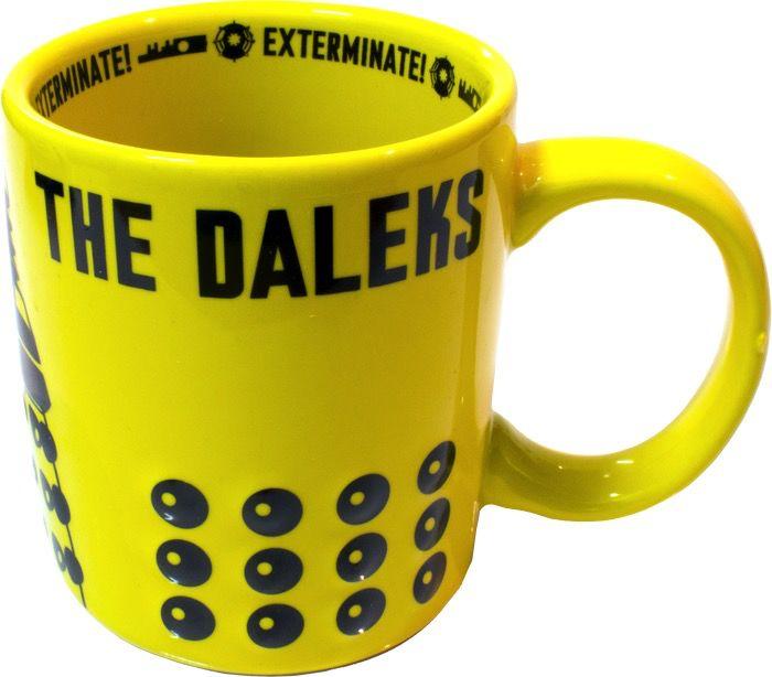 Australia Dr Who - Dalek 2D Relief Mug