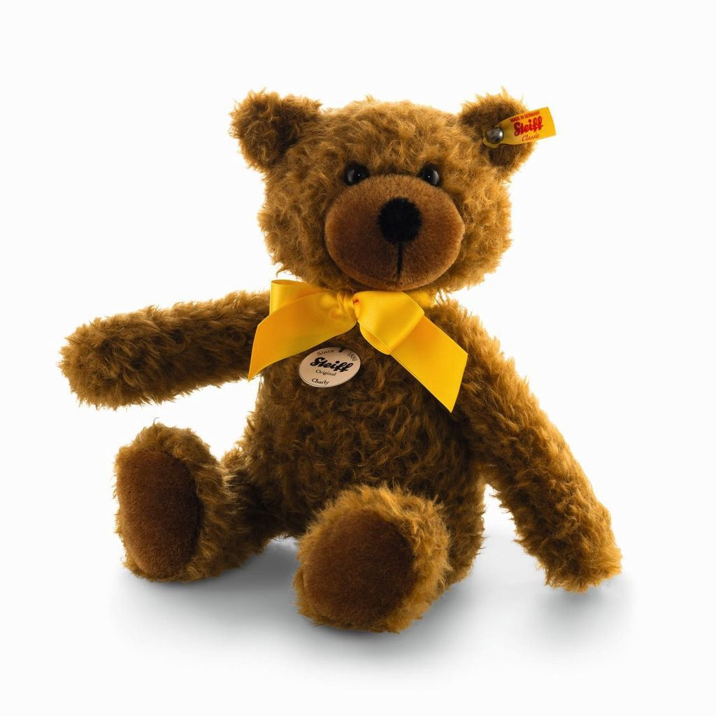 Europe Charly Teddy Bear brown